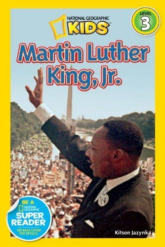 61 best mlk jr day images on pinterest king jr king martin national geographic readers martin luther king jr readers bios by kitson fandeluxe Images