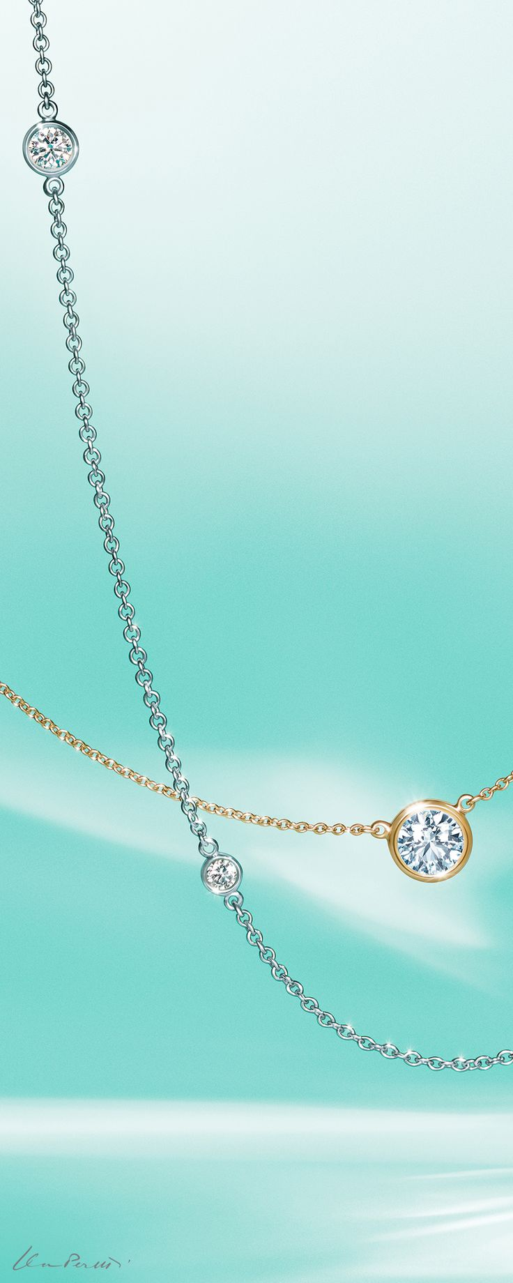 Sparkle and shine all season long with Elsa Peretti® Diamonds by the Yard® designs that you can wear all day, every day, forever.