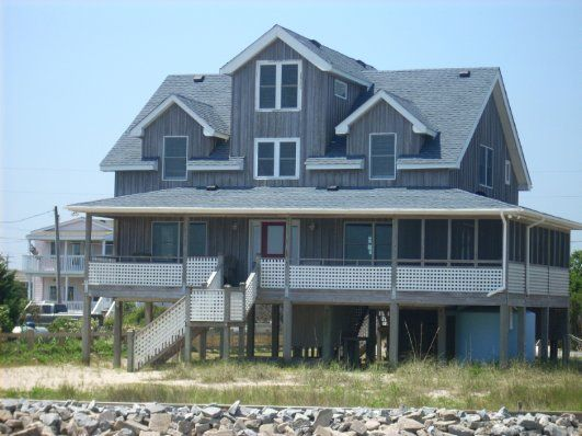 Best 25 outer banks vacation rentals ideas on pinterest - 4 bedroom cabins in north carolina ...