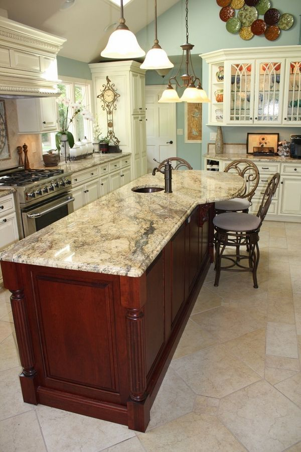 Kitchen Countertop Ideas Granite Countertops Yellow River