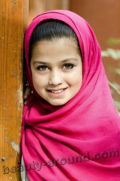Афганская девочка фото