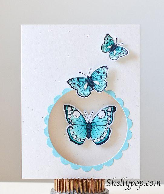 Картинки, бабочка для открытки своими руками мастер класс