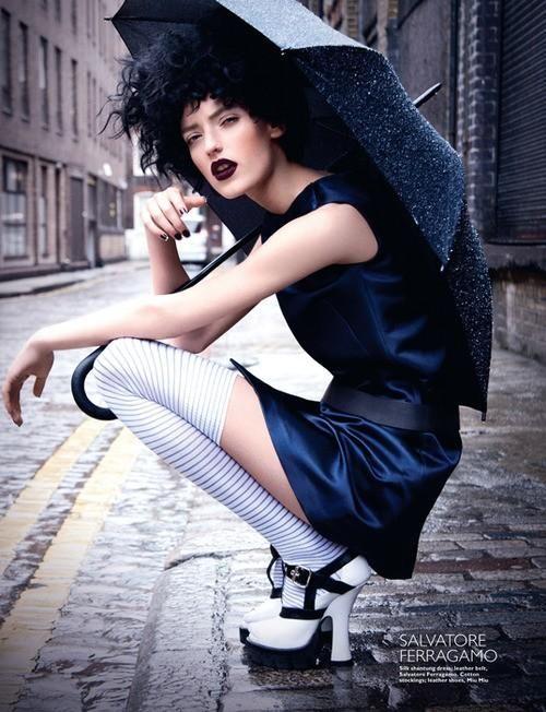 Marikka Juhler - Harper's Bazaar Singapore - Tough Love