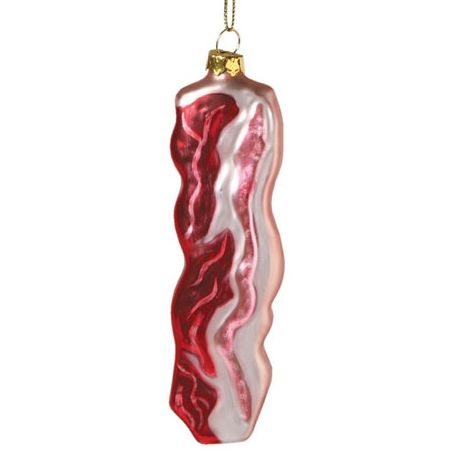 1000 images about bacon things on pinterest for Bacon christmas tree decoration