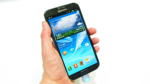 Samsung Galaxy Note 3 could pack a huge 6.3-inch screen. Seriously?! How would you hold it?