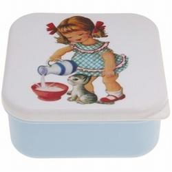Snackbox Meisje Blauw