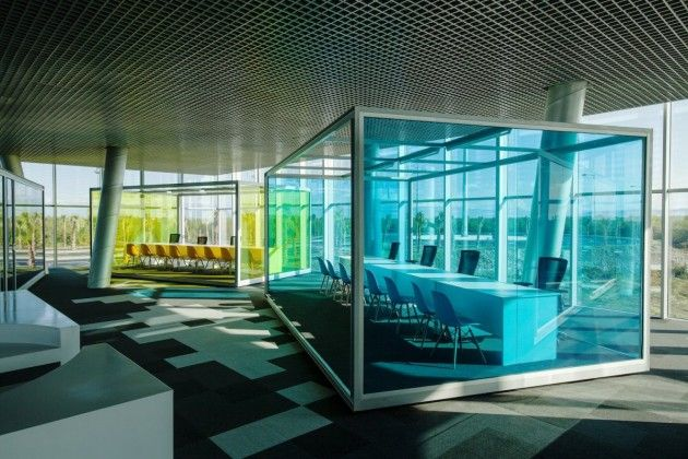 Lazika Municipality Building by Architects of Invention » CONTEMPORIST