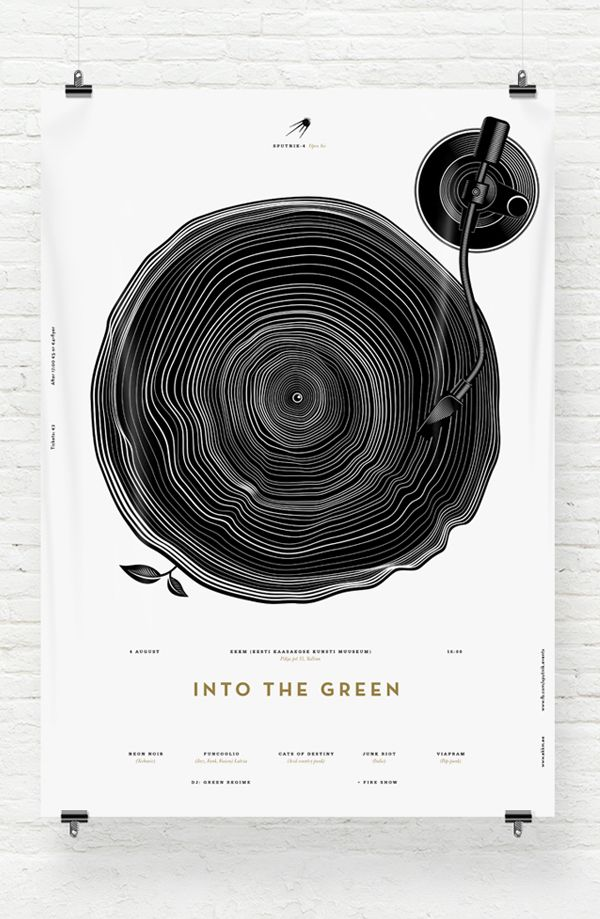 Into The Green by Anton Burmistrov  / repinned on Toby Designs