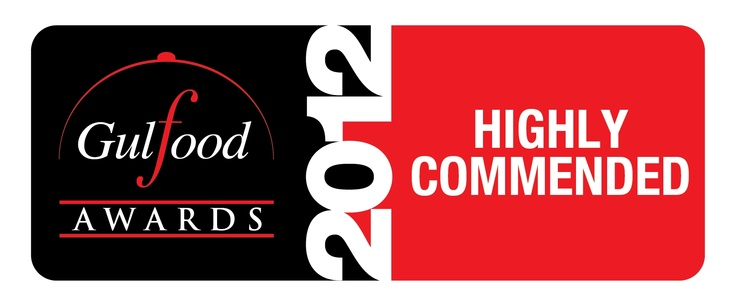 Gulfood / 2nd & 3rd award - Best New Frozen Product.  This time, the praise came from Dubai and one of the most  prestigious wolrd events, the Gulfood international exhibition.  Filosophy recieved two awards, 2nd and 3rd at the category  Best New Frozen Product. The awarded products are Filo  Puff Pastry pie with Moussaka and Filo Mini Rolls Dolmades  with Extra Virgin Olive Oil. We are honored.