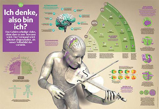 Das Gehirn erledigt vieles, ohne dass es uns bewusst wird. Der Verstand wird seltener eingeschaltet, als unser Selbstbild das vorsieht.