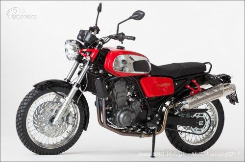 Oficiálně: Jawa představuje nové modely 350 OHC a 660 Vintage | Motorkáři.cz