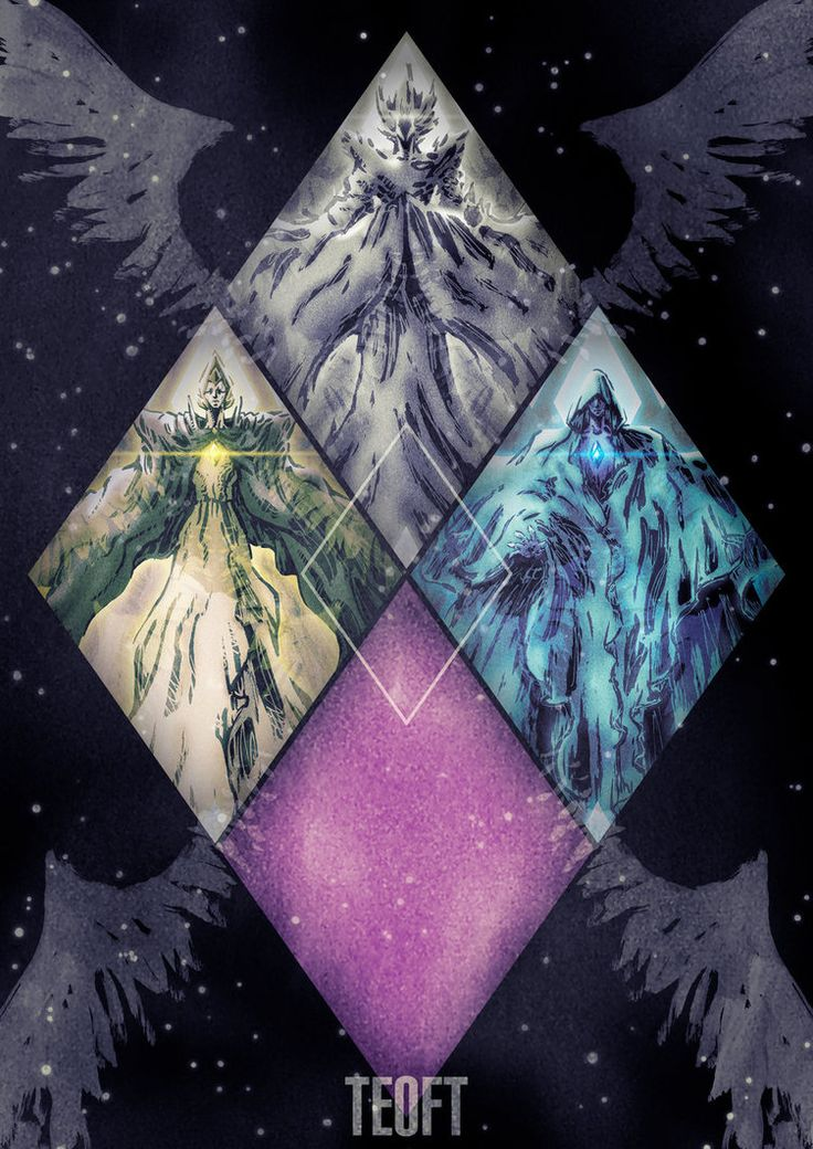 LAS DIAMANTES ~ Steven Universe