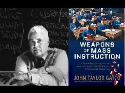 john t gatto against school Collection of john taylor gatto quotes, from the older more famous john taylor gatto quotes to all new quotes by john taylor gatto high school quotes.