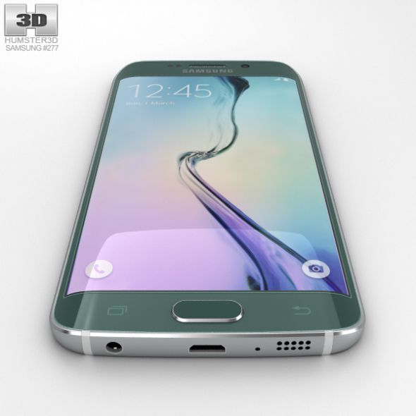 Samsung Galaxy S6 Edge Emerald Green Samsung Galaxy S6 Edge Galaxy Samsung Galaxy S6