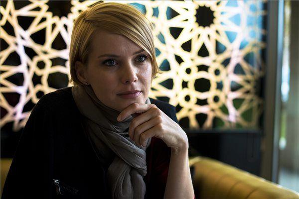 Olasz vígjáték főszerepét alakítja Osvárt Andrea