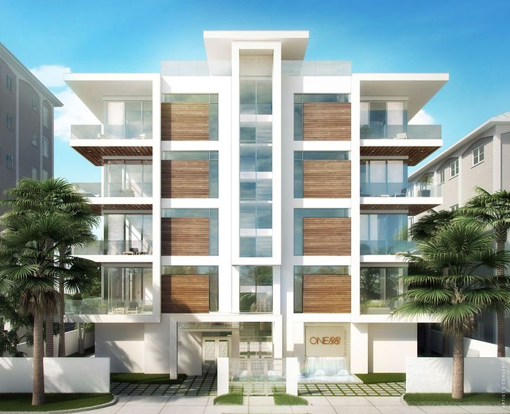 Exclusive contemporary residences at One88