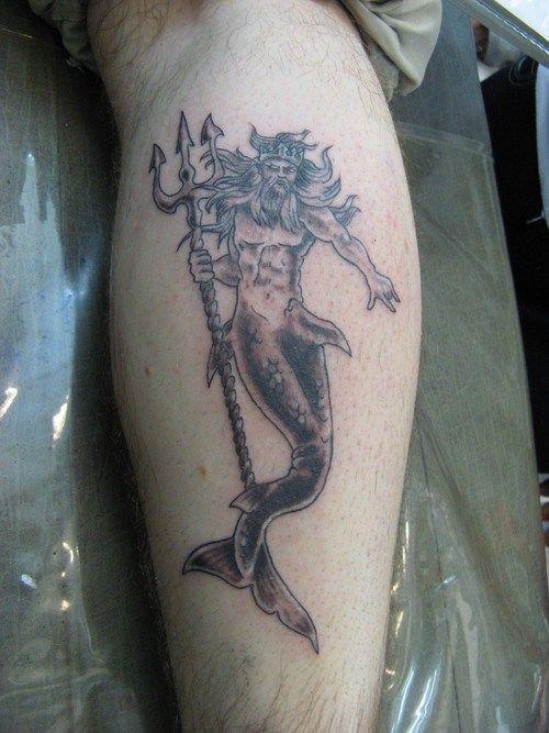 Nautical Tattoo Poseidon And Ship: 124 Best Poseidon Images On Pinterest
