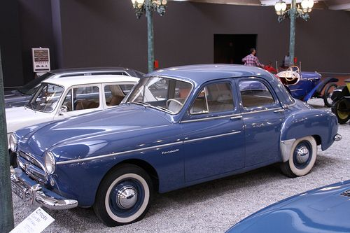 Renault Frégate 1958 ✏✏✏✏✏✏✏✏✏✏✏✏✏✏✏✏ IDEE CADEAU / CUTE GIFT IDEA  ☞ http://gabyfeeriefr.tumblr.com/archive ✏✏✏✏✏✏✏✏✏✏✏✏✏✏✏✏