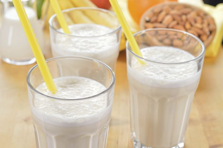 3-Day Cleanse: Breakfast : Sweeten up your busy morning with this protein-packed...