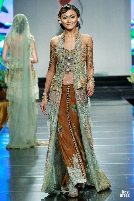 Kebaya by Anne Avantie 2012/2013 | such a great inspiration