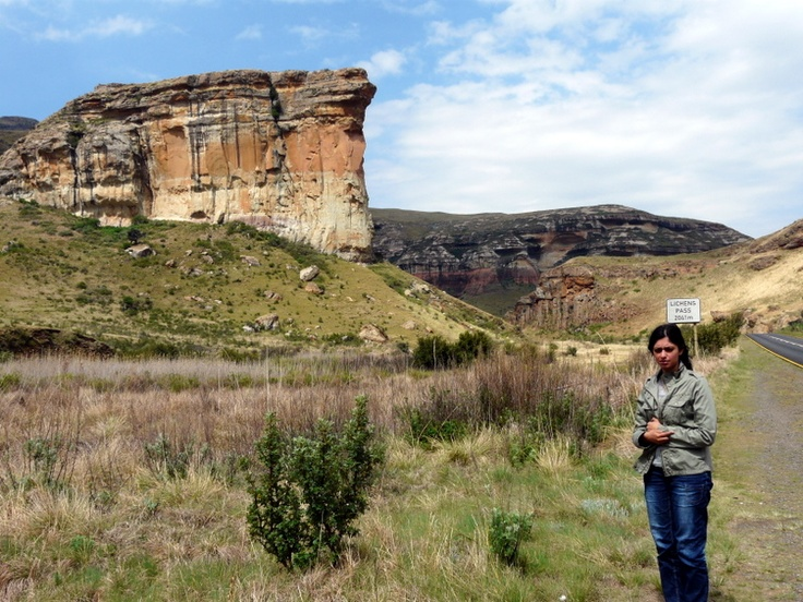 Golden Gate National Park, South Africa with Nomad Adventure Tours