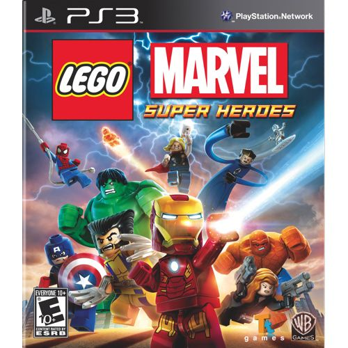 lego marvel superheroes video game ps3   LEGO Marvel Super Heroes (PlayStation 3) : PS3 Games - Future Shop
