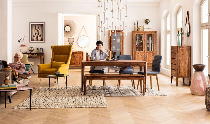 La Collection Brooklyn Nature Allie Elegance Et Confort Avec Ses Meubles Contemporains Et Sobres Les Tons B Petit Meuble Mobilier De Salon Meuble Contemporain
