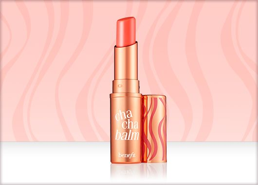 We've got lips that are hot-to-trot with chachabalm! xx