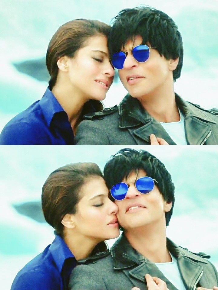 Shah Rukh Khan and Kajol - Gerua Song Dilwale (2015)