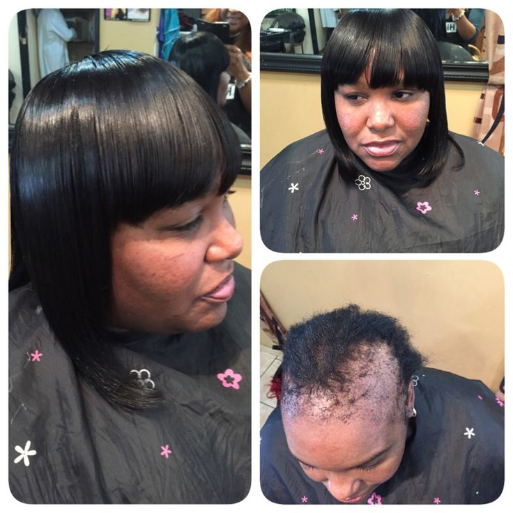 The 25 best full head sew in ideas on pinterest sew in leave full head sew in weave with soft feathered bangs pmusecretfo Image collections