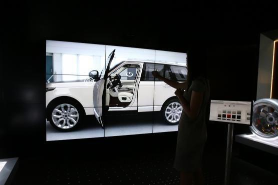 Jaguar Land Rover goes virtual