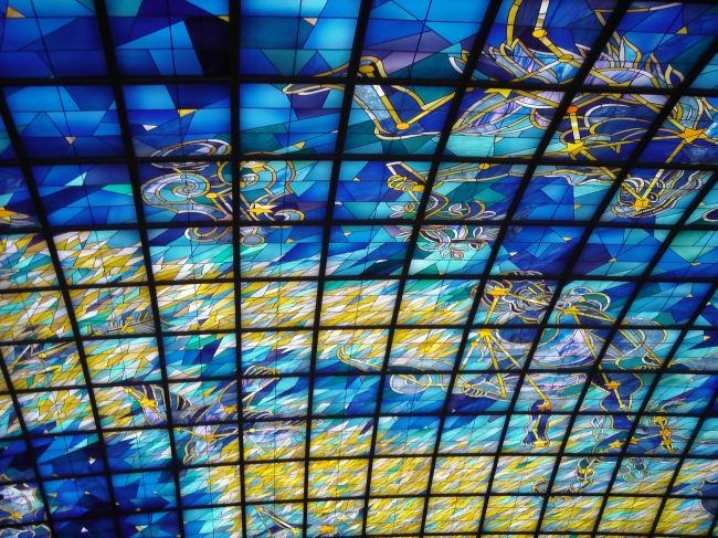 パシフィコ横浜×はまぎん こども宇宙科学館 『みなとみらいで星空観察~ステンドグラスの星座とともに~』 パシフィコ横浜のプレスリリース