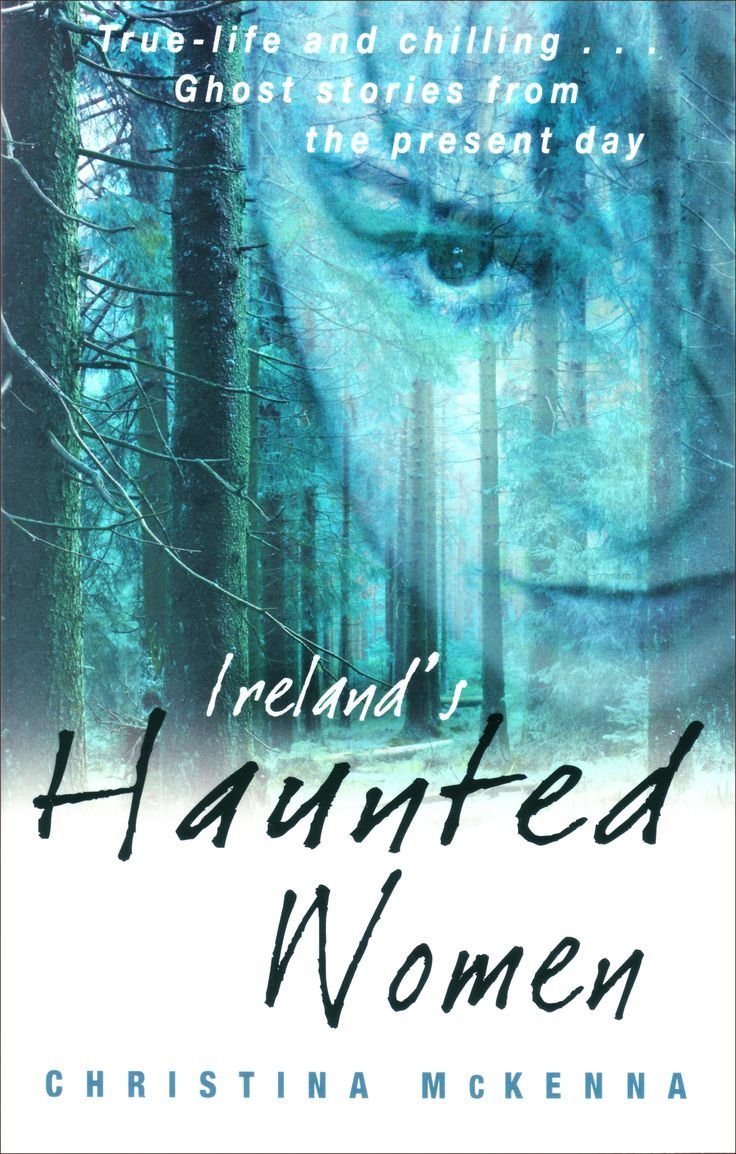 This is one of my three books exploring the paranormal. It presents 10 cases never told before. It's a chilling read.
