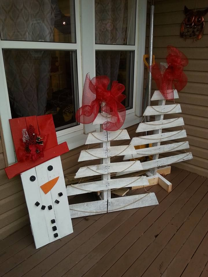 20 DIY Pallet Tree to Inspire Your Home | 101 Pallet Ideas - Part 3