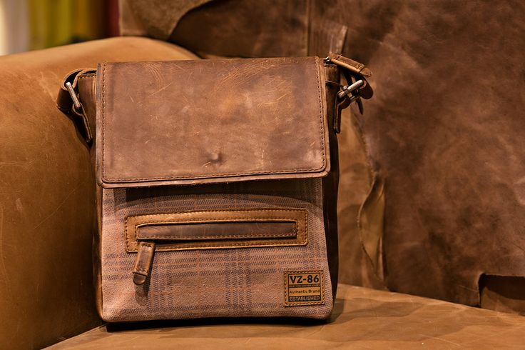Velez Leather Bag