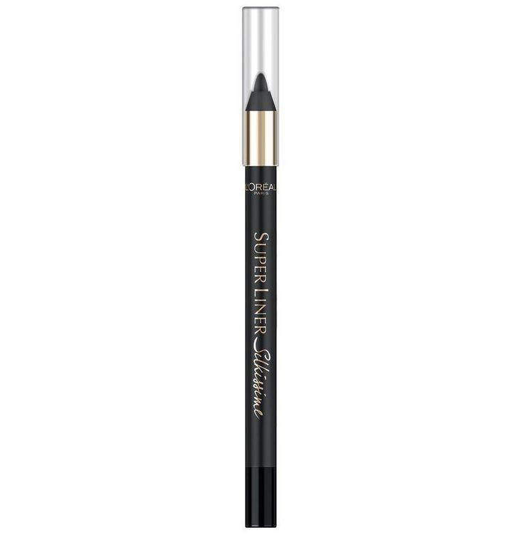 Απολαύστε την απαλότητα του μεταξιού στα μάτια σας με το L'Oreal Infallible Silkissime Eyeliner! Το πρώτο υγρό μολύβι ματιών από τη L'Oreal Paris, εμπνευσμένο από το μετάξι, γλιστράει στα μάτια, προσφέροντας εξαιρετικά απαλό αποτέλεσμα. Με smudge – proof και αδιάβροχη φόρμουλα, διαρκεί έως 24 ώρες,