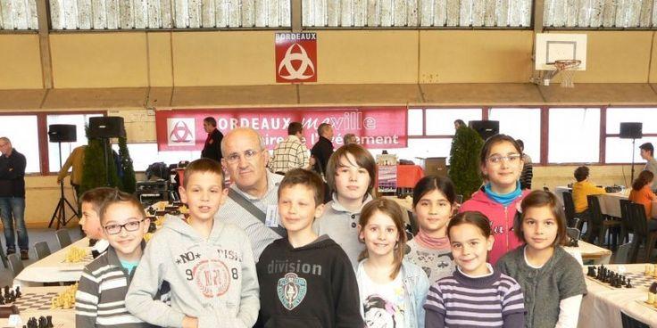Championnat d'échecs à l'école Sainte-Thérèse - SudOuest.fr