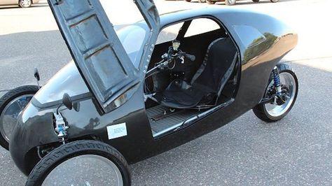 Raht Racer, el triciclo eléctrico a pedales