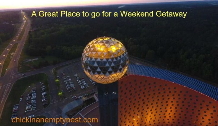 We decided on a last minute getaway to Pearl River Resort. Check out how our weekend went!
