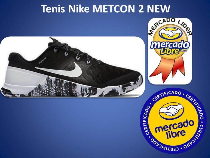 Deportivos Fair Play: Tenis Nike Metcon 2 - New