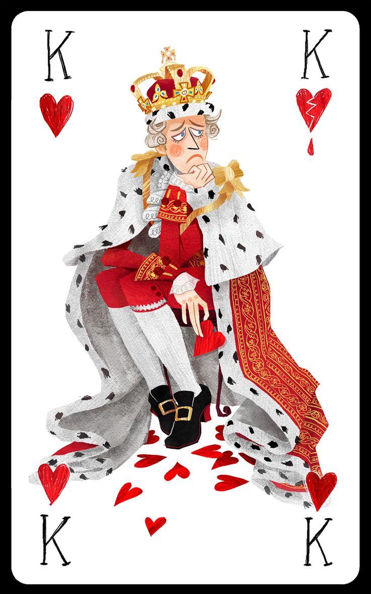 Hamilton Cards - Korina Dabundo // Design & Illustration