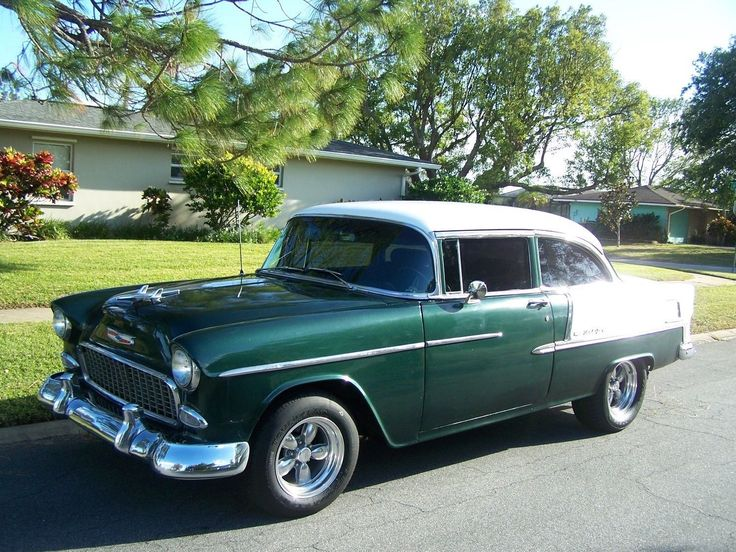 Awesome Great 1955 Chevrolet Bel Air/150/210 Bel Air 1955 Chevy Bel Air 2017/2018