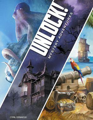 Unlock! Mystery Adventures disponible le 15 Juillet 2017 chez Space Cowboys - Cinealliance.frCinealliance.fr