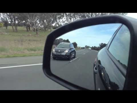 We ended up with the fastest road registered RS250/RS265 Renault Megane in Australia