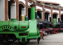 Museu del ferrocarril - Vilanova i la Geltrú