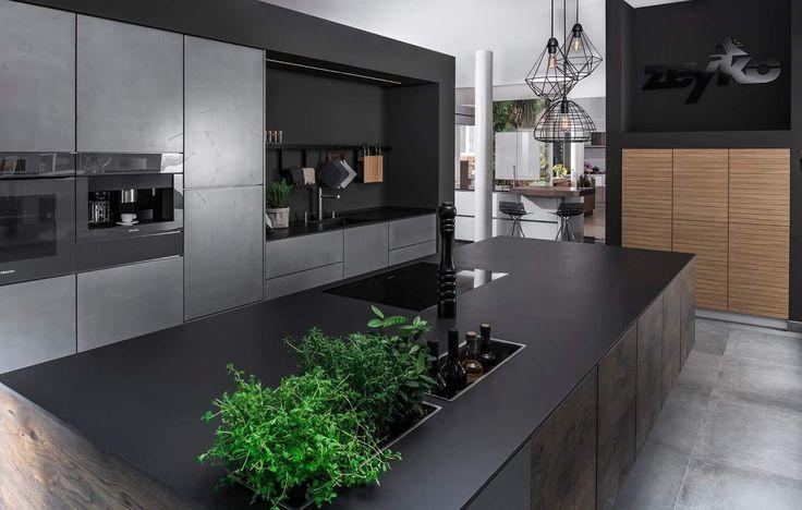 Zeyko by Lebenstraum Küche - In reiner Handarbeit aufgetragener