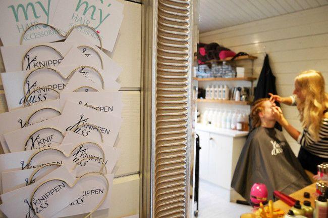 Partylook? Ga naar Knippen Duss - Haarlem City Blog