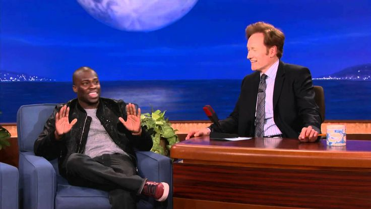 Kevin Hart Pre-Bullies His Own Kids - CONAN on TBS is so funny!