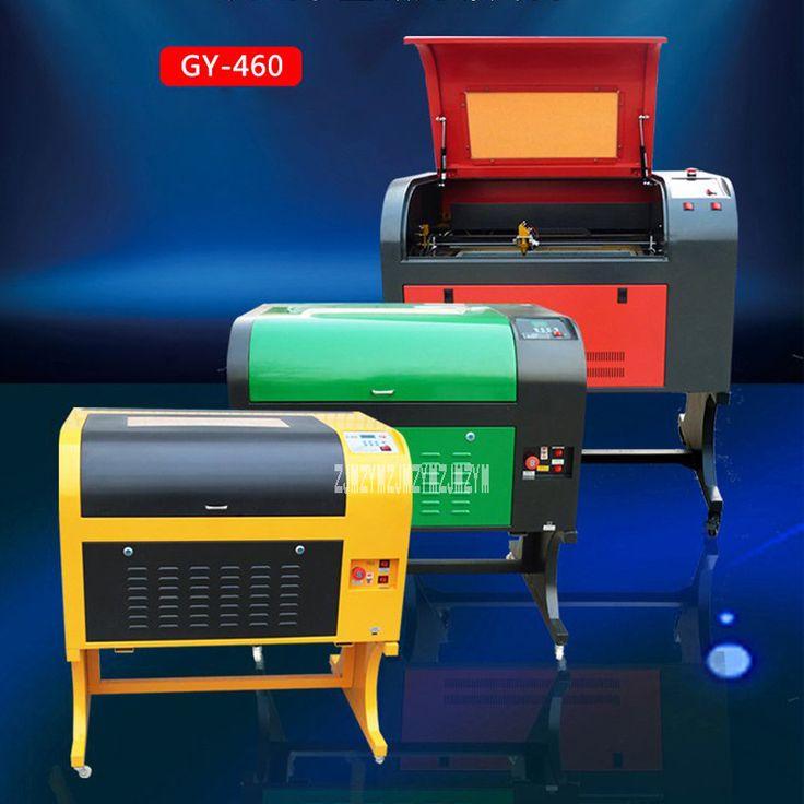 New Arrival GY-460 Laser Engraving 80W 220V/110V Laser Engraver Cutting Machine DIY Laser Cutter Marking machine,Carving machine #Affiliate