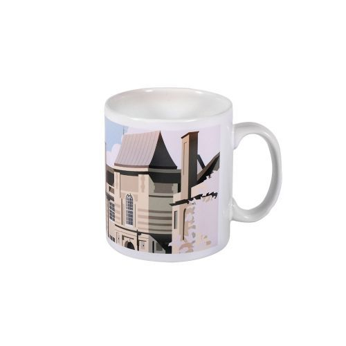 Eltham Palace Mug from Star Editions. Buy from the online gift shop at English Heritage.